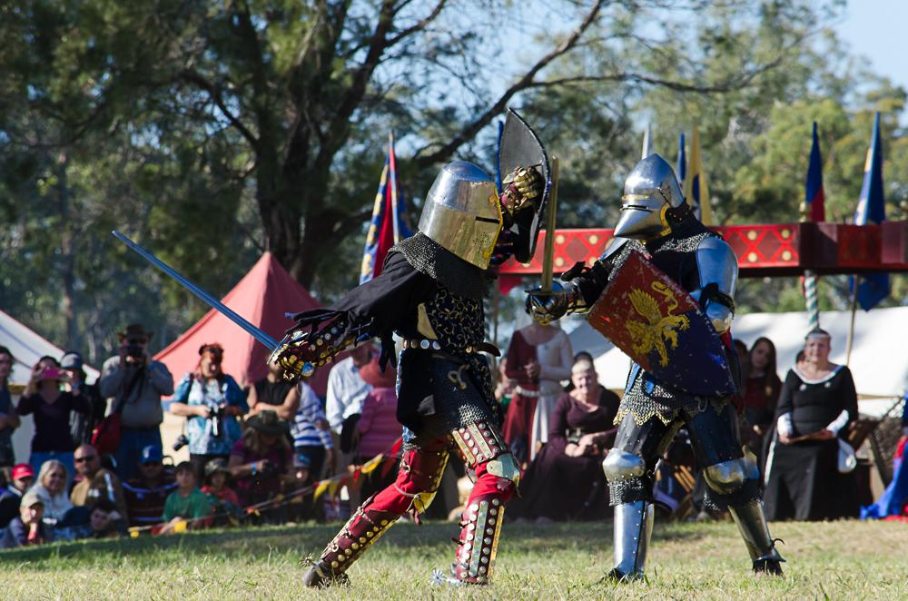 Tournament battle